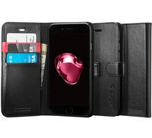Spigen Wallet S pro iPhone 7+, black - 043CS20543