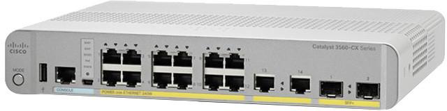 Cisco Catalyst C3560CX-8XPD-S