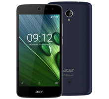 """Acer Liquid ZEST 5"""" - 16GB, LTE, modrá - HM.HUSEU.001"""
