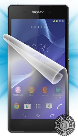 Screenshield fólie na displej pro Sony Xperia Z2 (D6503)