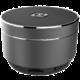 CELLY Speaker, hliníková konstrukce, černo-stříbrná