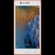 Nokia 3, Dual Sim, bílo/měděná