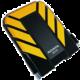 ADATA HD710 - 500GB, žlutý