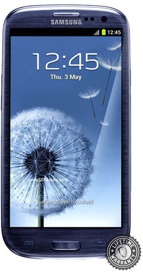 Screenshield ochrana displeje Tempered Glass pro Samsung Galaxy S3 (i9300) / Neo