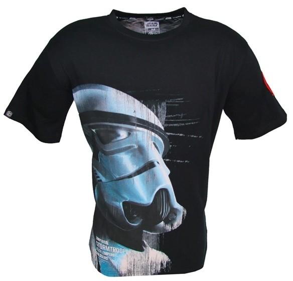 Star Wars - Imperial Stormtrooper, černé (S)