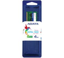 ADATA Premier 4GB DDR3 1600 CL 11 - ADDS1600W4G11-R