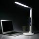 IMMAX stolní lampička s displejem/ USB výstup 5V/500mA/ bílá