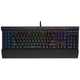 Corsair Gamiing K95 RGB LED + Cherry MX BROWN, CZ