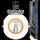 UAG plasma case Cobalt, blue - iPhone 7/6s