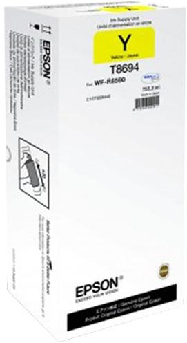 Epson C13T869440 XXL, žlutá