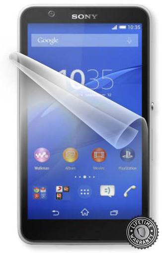 Screenshield fólie na displej pro Sony Xperia E4