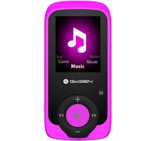 Gogen MAXI MP3, 4GB, růžová - GOGMAXIMP3P