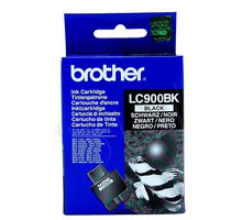 Brother LC-900BK, černá - LC900BKyj1