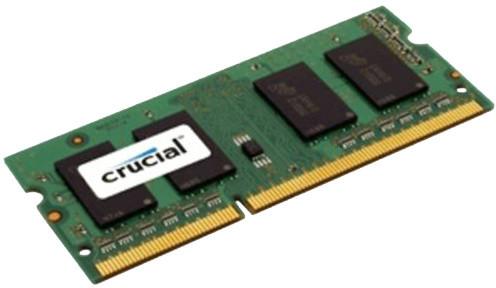 Crucial 16GB DDR3 1600 SO-DIMM Dual Voltage