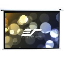 """Elite Screens plátno elektrické motorové 100"""" (254 cm)/ 16:9/ 124,5 x 221,5 cm/ case bílý - VMAX100XWH2"""