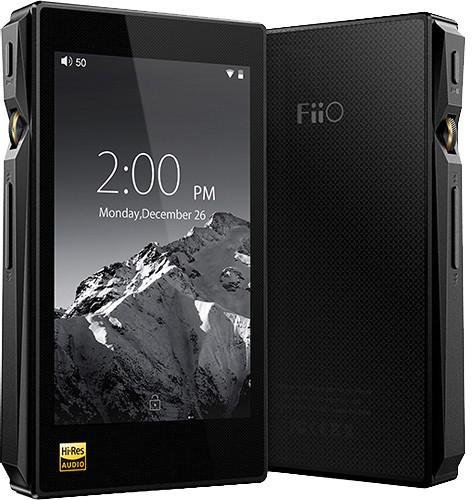 Fiio X5, 3rd gen., černá