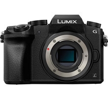 Panasonic Lumix DMC-G7, tělo - DMC-G7EG-K