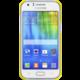 Samsung kryt EF-PJ100B pro Galaxy J1 (J100), žlutá(2015)