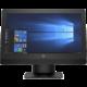 HP ProOne 600 G3, černá