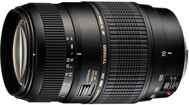 Tamron AF 70-300mm F/4-5.6 Di pro Canon