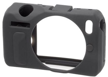 Easy Cover silikonový obal pro Canon M, černá
