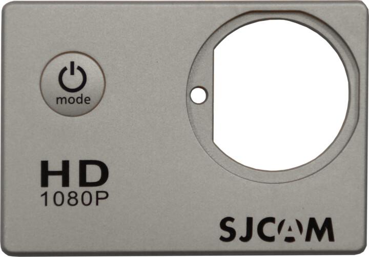 SJCAM ochranný kryt pro SJ4000, stříbrný