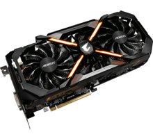 GIGABYTE GeForce AORUS GTX 1080 Xtreme Edition 8G, 8GB GDDR5X - GV-N1080AORUS X11-8GD + Kupon na hru Destiny 2, platnost od 13.6.2017 - 5.9.2017