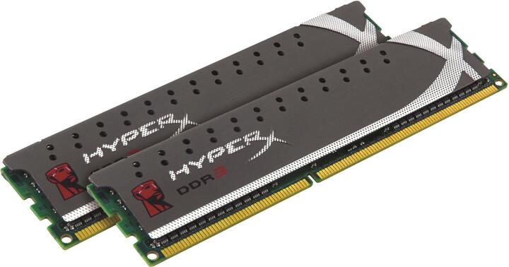 Kingston HyperX PnP 8GB (2x4GB) 1600 DDR3