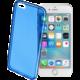 CellularLine COLOR barevné gelové pouzdro pro Apple iPhone 6/6S, modré