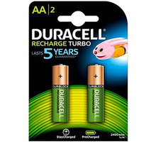 Duracell StayCharged AA 2400 mAh, 2 ks - 10PP050042