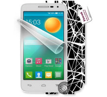 ScreenShield fólie na displej pro Alcatel One Touch 5038D Pop D5 + skin voucher - ALC-OT5038D-ST