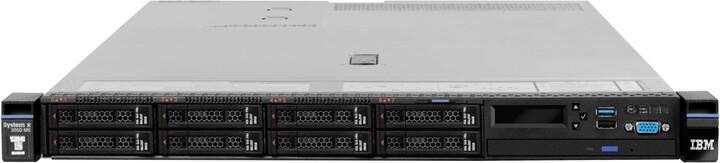 Lenovo System x3550 M5, E5-2630v3/8GB/2.5in SATA/SAS/2x550W