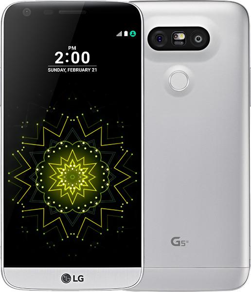 LG G5 SE (H840), stříbrná