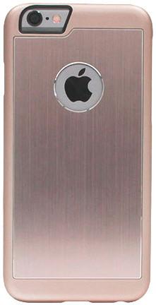 KMP hliníkové pouzdro pro iPhone 6 Plus, 6s Plus, růžovo-zlatá