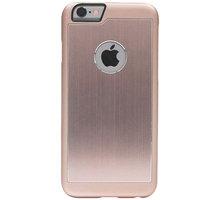 KMP hliníkové pouzdro pro iPhone 6 Plus, 6s Plus, růžovo-zlatá - 1415610213