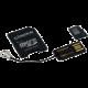 Kingston Micro SDHC 16GB Class 4 + SD adaptér + USB čtečka