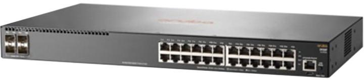 HP Aruba 2930F 24G 4SFP+