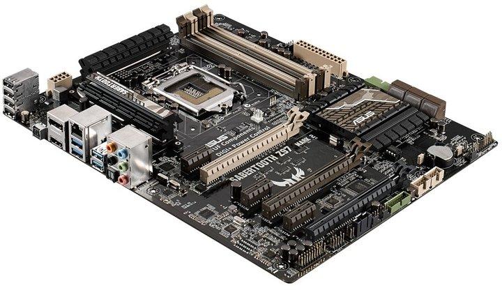 ASUS SABERTOOTH Z97 MARK 2 - Intel Z97