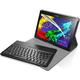 Lenovo pouzdro a fólie pro Tab 2 A10-70, modrá