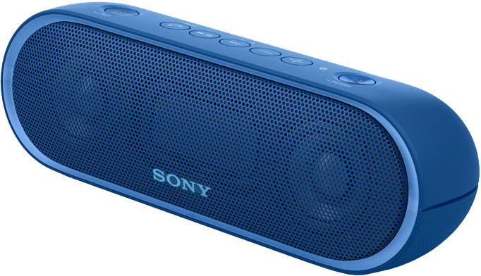 Sony SRS-XB20, modrá