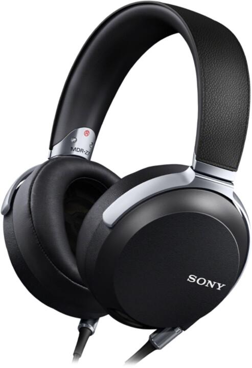 Sony MDR-Z7, černá