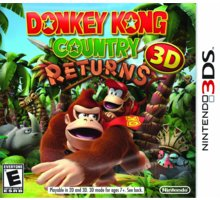 Donkey Kong Country Returns (3DS) - NI3S137