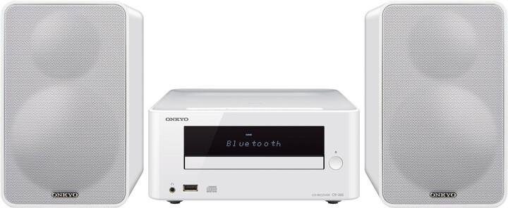 Onkyo CS-265, bílá