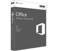 Microsoft Office Mac 2016 pro domácnosti - GZA-00873