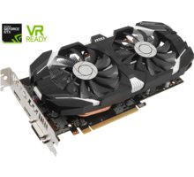 MSI GeForce GTX 1060 3GT OC, 3GB GDDR5 + Kupon na hru ROCKET LEAGUE, platnost od 30.5.2017 - 25.9.2017