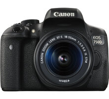 Canon EOS 750D + EF-S 18-55 IS STM - 0592C025