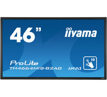 "iiyama ProLite TH4664MIS Touch - LED monitor 46"" - TH4664MIS-B2AG"
