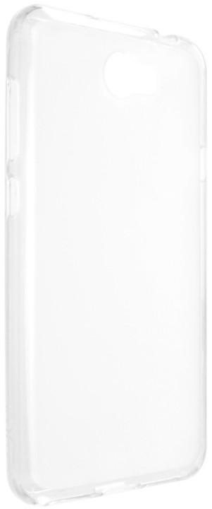 FIXED TPU gelové pouzdro pro Huawei Y5 II, bezbarvé