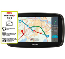 TOMTOM GO 61 World LIFETIME mapy - 1FC6.002.25