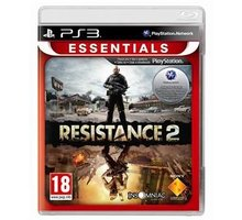 Resistance 2 - PS3 - PS719223641